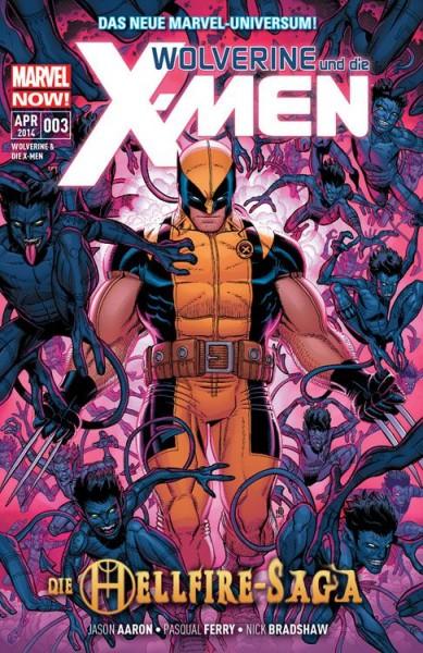 Wolverine und die X-Men Sonderband 3