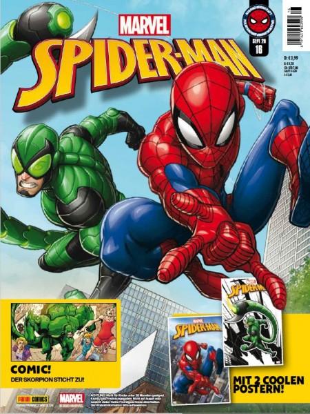 Spider-Man Magazin 16 Cover