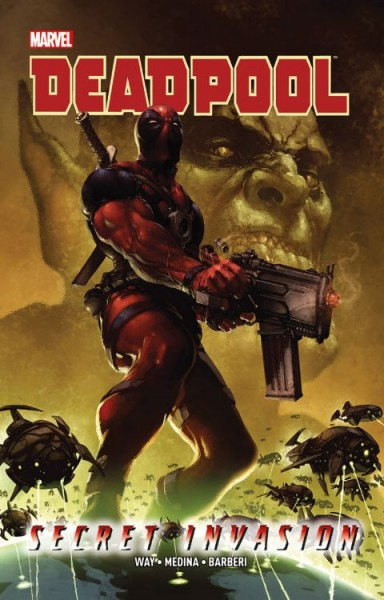 Deadpool: Secret Invasion Hardcover