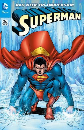 Superman 24 Variant - Comic Salon Erlangen