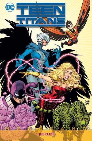 Teen Titans Megaband 1