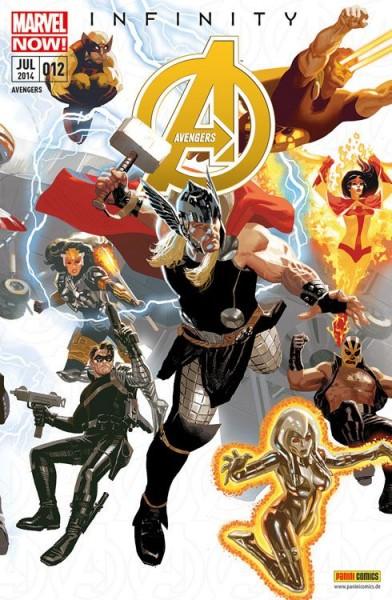 Avengers 12 (2013)