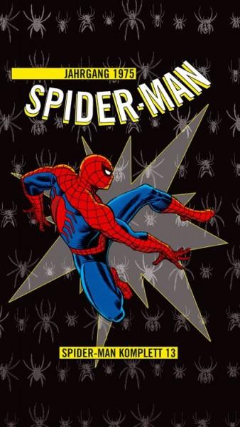Spider-Man Komplett 13