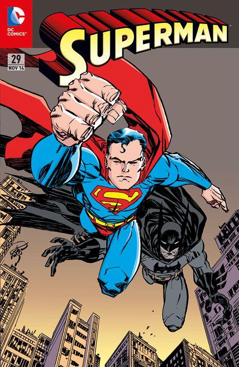 Superman 29 Variant (75 Jahre Batman)...