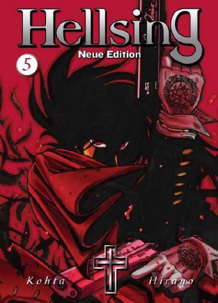Hellsing - Neue Edition 5