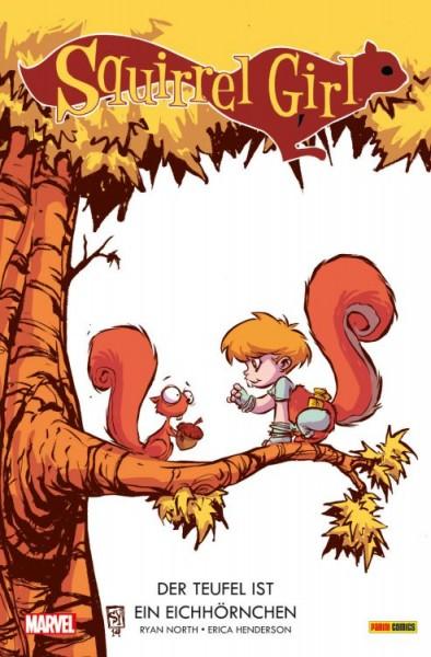 Squirrel Girl Variant - Comic Salon Erlangen