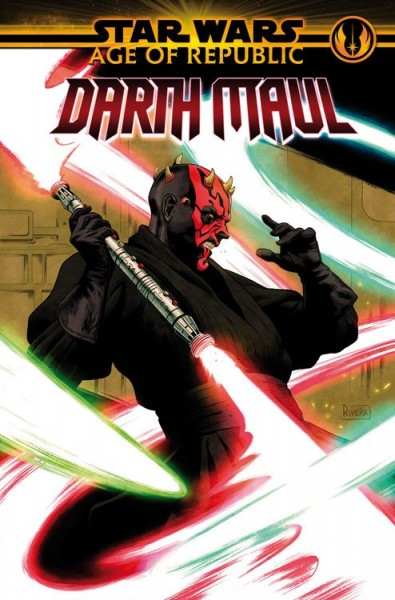 Star Wars 50: Age of Republic: Darth Maul & Qui-Gon Jinn - Kiosk Ausgabe