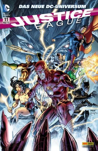 Justice League 11