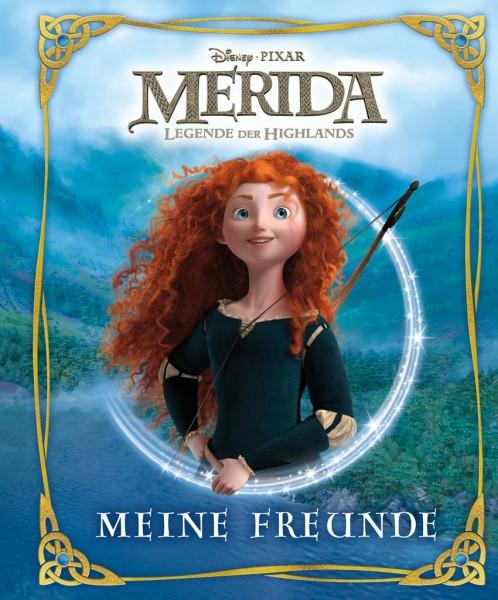 Disney: Merida - Meine Freunde