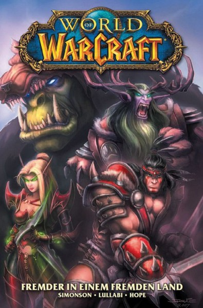 World of Warcraft 1 - Fremder in einem fremden Land