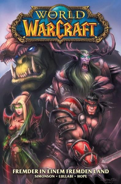 World of Warcraft 1: Fremder in einem fremden Land
