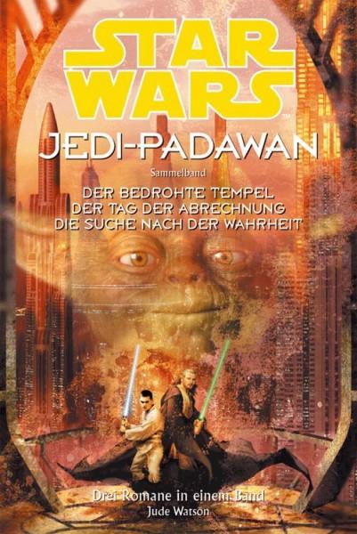 Star Wars: Jedi-Padawan Sammelband 3