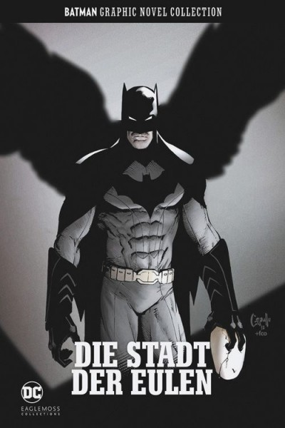 Batman Graphic Novel Collection 7: Die Stadt der Eulen