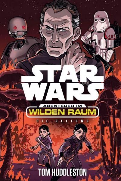 Star Wars: Abenteuer im wilden Raum 6 - Die Rettung