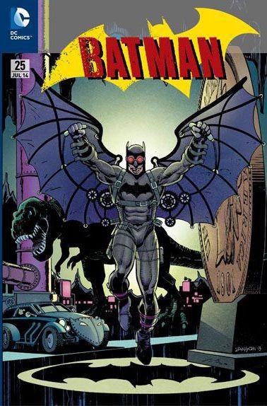 Batman 25 (2012) Variant - Comic Salon Erlangen