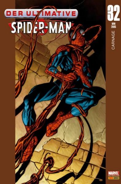 Der ultimative Spider-Man 32