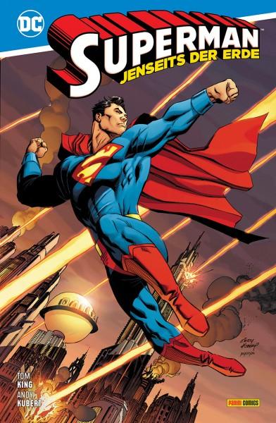 Superman: Jenseits der Erde Cover
