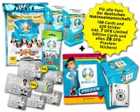 UEFA EURO 2020 Panini Preview DFB-Bundle