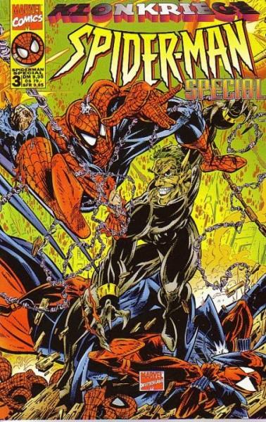 Spider-Man Special 3 - Klonkrieg