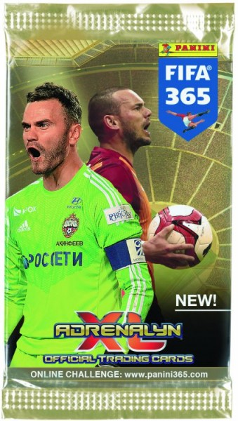 FIFA 365 2016 Adrenalyn XL - Tin