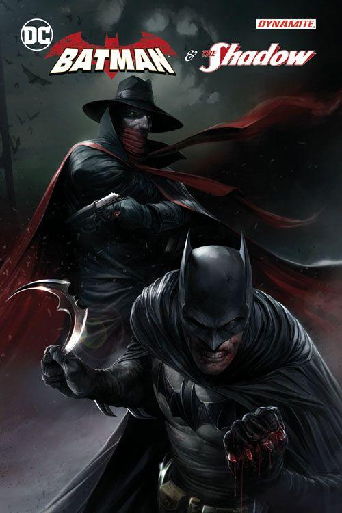 Batman & Shadow
