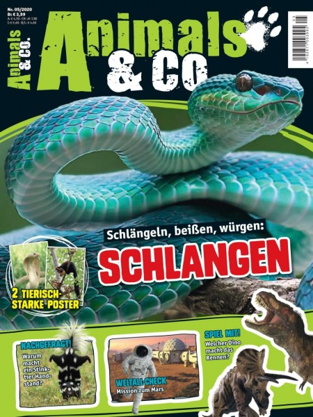 Animals & Co. Magazin 05/20 Cover