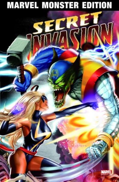 Marvel Monster Edition 31: Secret Invasion 2