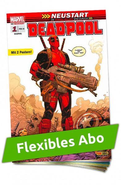 Flexibles Abo - Deadpool Heft