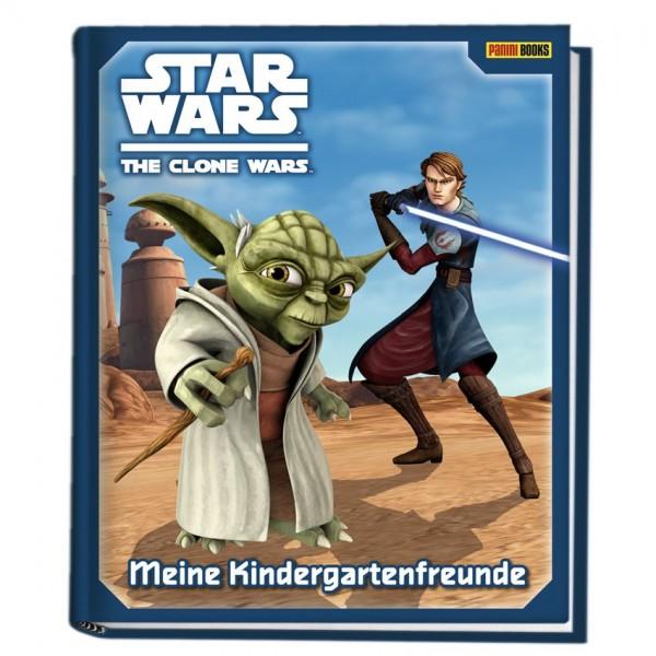Star Wars: The Clone Wars - Kindergartenfreundebuch