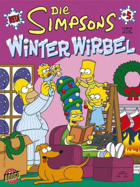 Simpsons: Winter-Wirbel 5