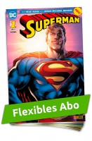 Flexibles Abo - Superman Heft