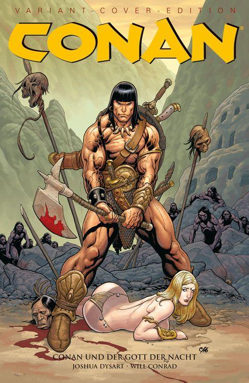 Conan 13: Conan und der Gott der...