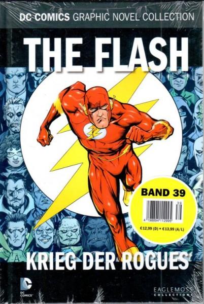 Eaglemoss DC-Collection 39 - The Flash - Krieg der Rogues