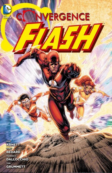 Flash: Convergence