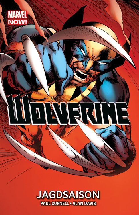 Marvel Now!: Wolverine 1: Jagdsaison