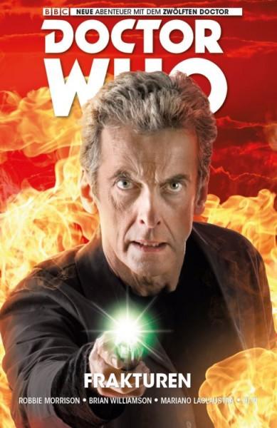 Doctor Who: Der zwölfte Doctor - Frakturen