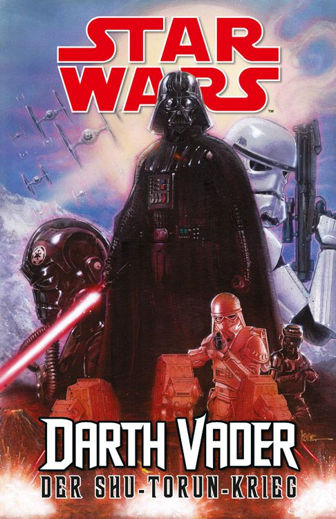 Star Wars: Darth Vader - Der...