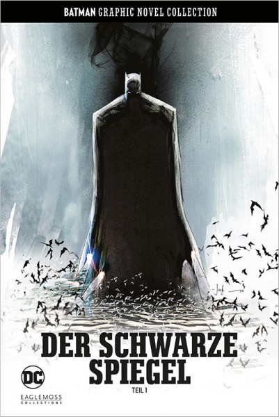 Batman Graphic Novel Collection 31: Der schwarze Spiegel 1 Cover