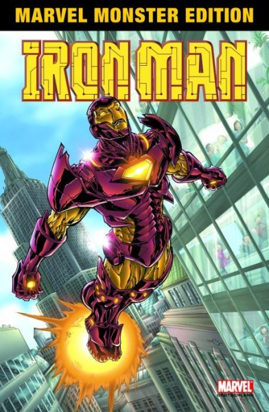 Marvel Monster Edition 4: Iron Man