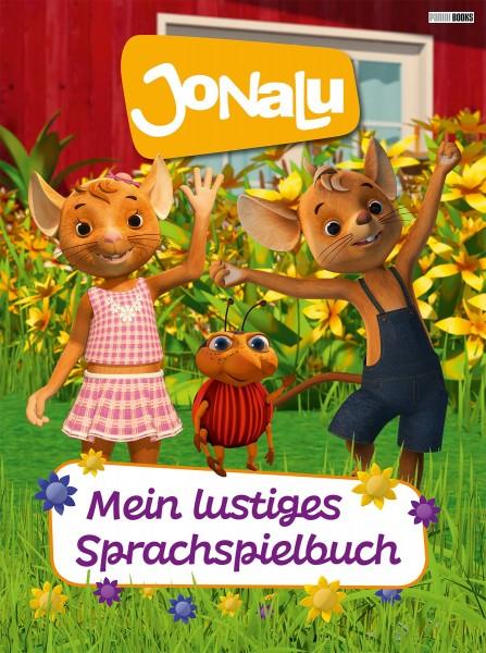 Jonalu - Mein lustiges Sprachspielbuch