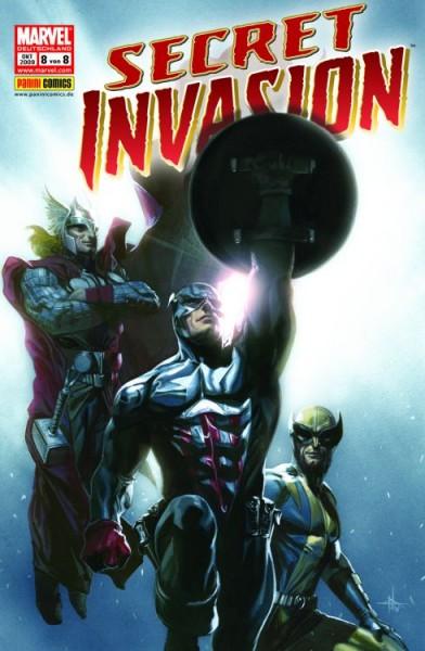 Secret Invasion 8