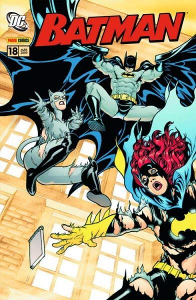 Batman Sonderband 18