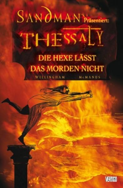 Sandman präsentiert 1: Thessaly - Die Hexe lässt das Morden nicht