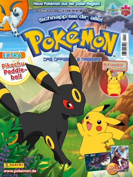 Pokémon Magazin 143