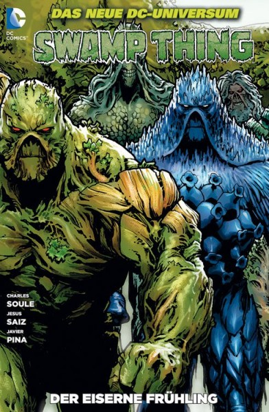 Swamp Thing 7