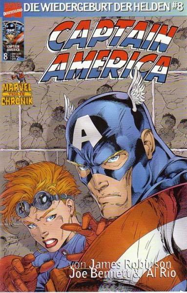 Captain America: Die Wiedergeburt der Helden 8