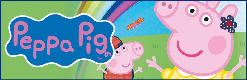 Peppa Pig - Alles, was ich mag - Stickerkollektion