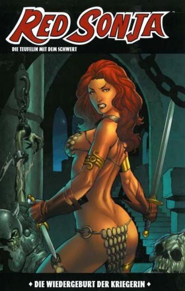 Red Sonja 7: Die Wiedergeburt der Kriegerin