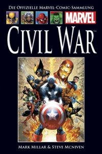 Hachette Marvel Collection 30: Civil War