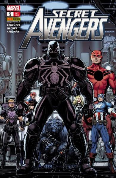Secret Avengers 5